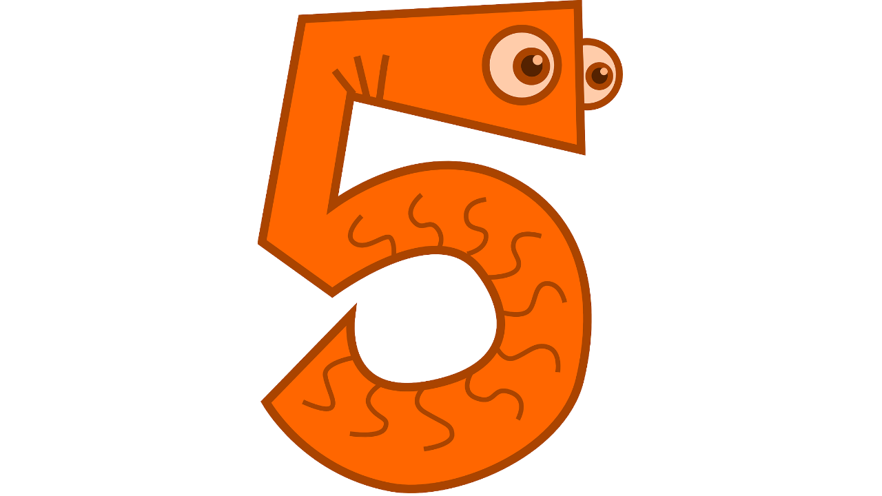 numerology number 5 in hindi